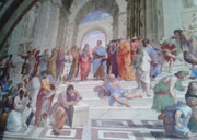 Raphael's Rooms -  The School of Athens