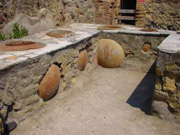 A THERMOPOLIUM, TAVERN FOR HOT FOOD AND BEVERAGES