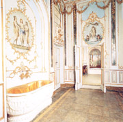 Bathroom of the Queen