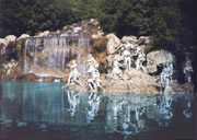 The Fountain of Diana and Acteon in Caserta