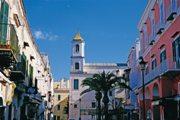 A view of Ischia center