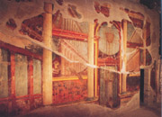 Fresco from the villa of Oplontis