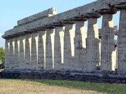 Doric Temple in Paestum