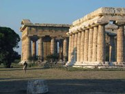 The temple dedicated to Hera