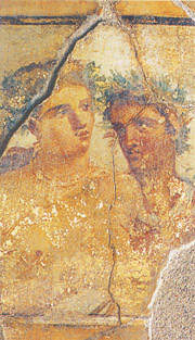 Fresco of Pompeii