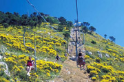 Chairlift at Anacapri