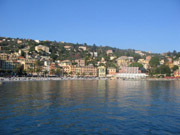 Panoramic view of Santa Margherita Ligure
