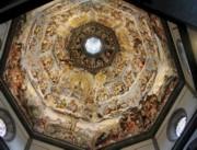 Inside the Cathedrale of Santa Maria del Fiore