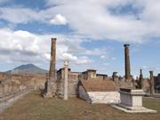 Temple of Apollo, one of the symbols of Pompeii