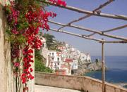 Amalfi and its colours