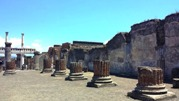 The Basilica of Pompeii, a building that played an important role in both civil and commercial life of Pompeii