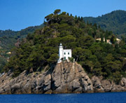 The Lighthouse of Portofino