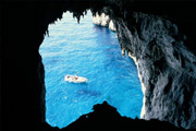 The White Grotto at Capri