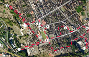Itinerary of Pompeii guide tour