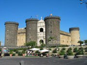 New Castle in Naples