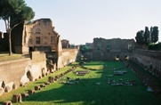 The Palatine in Rome