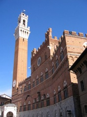 The tower of Siena
