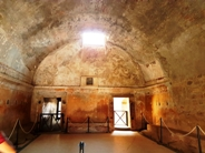 Pompeii\'s Forum Baths