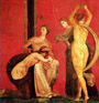 POMPEII DAY TOUR (WITH VILLA OF THE MYSTERIES) - GROUP TOUR OF TWO HOURS AND HALF (POMPEII  TOURS)