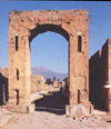 ARCH OF CALIGULA - POMPEII