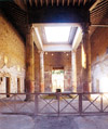 HOUSE OF THE SILVER WEDDING - POMPEII